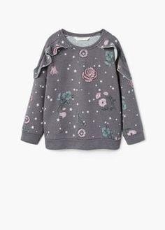 Best of kids fashion Fashion Kids, Kids Winter Fashion, Moda Mango, Kids Outfits, Cool Outfits, Kids Coats, Mango Fashion, Printed Sweatshirts, Kids Wear