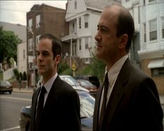 The Sopranos: Season 6, Episode 1 Members Only (12 Mar. 2006)   Matt Servitto , Agent Harris