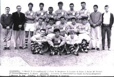 Mount Carmel Football Team. 1962