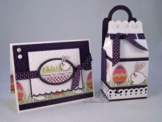 Well Contained Gift Set Project was created using products and the Well Contained Template from www.mytimemadeeasy.com