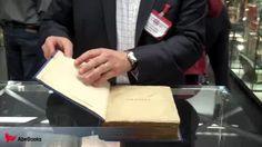AbeBooks Visits the London International Antiquarian Book Fair