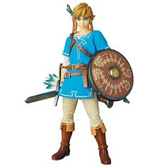 Medicom The Legend Of Zelda: Breath Of The Wild: Link Rea...