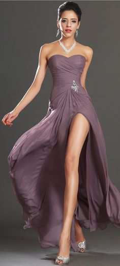 Looking for new style Long Prom Dresses & Gowns? Best Long Prom Dresses & Gowns with high quality and best service are on sale including new arrivals. Sexy Dresses, Long Ball Dresses, Split Prom Dresses, A Line Prom Dresses, Strapless Dress Formal, Beautiful Dresses, Fashion Dresses, Sexy Gown, Dresses 2014