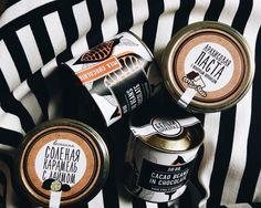 Картонные тубусы для упаковки баночек с арахисовой пастой. Cacao Chocolate, Cacao Beans, Canning, Home Canning, Conservation