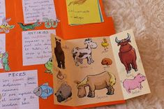 Maestra de Primaria: Lapbook sobre los animales Homework, Iris, Activities For Kids, Cover, Books, Animals, Infant Learning Activities, School Projects, Animal Projects