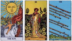 """Revisting """"Synergy: How tarot cards work together in a reading"""""""
