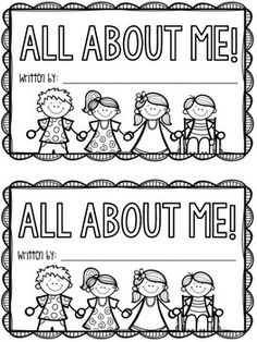 All about me book that can be differentiated for any grade level. This 23 page pack includes the following pages: Title pageThis is meMy HouseMy SchoolMy Favorite BookMy BirthdayMy FriendsMy FamilyMy HobbiesMy PetsMy favorite ColorMy favorite FoodMy favorite MovieMy favorite AnimalMy favorite PlaceMy favorite SubjectWhen I grow up, I want to be...My favorite ToyMy favorite songI am good atFor a very similar, full page version of this book, click herePlease check out my store for more…