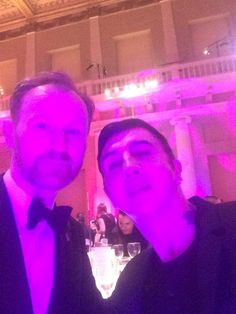 MARK GATISS AND MARK ALMOND 2015