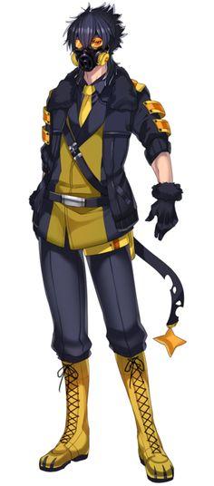 Pokémon - 405 Luxray [Shiny] art by 片桐 (Pixiv) Pokemon Comics, Pokemon Fan, Anime Comics, Black Characters, Fantasy Characters, Anime Characters, Character Bio, Character Concept, Pokemon Human Form