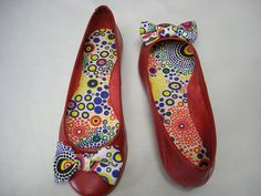 Gimar Ballet Flat Shoe by Calzaturificio Gimar, via Flickr #loveitalianshoes Italian Shoes, Ballet Flats, Competition, Slippers, Board, Check, Fashion, Scouts, Moda