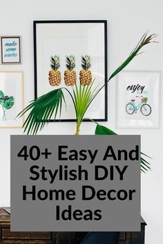 Add a unique touch to your decor with these DIY home decor ideas. For a simple option, we've created printables for you to frame and add . Gas Chainsaw, Share Button, California City, Kitchen Sink Faucets, Vacation Places, Sadie, Aurora, Tiny House, Diy Home Decor