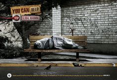 In this post we have added 30 creative Global warming poster design examples for your inspiration. Wwf Poster, Poster On, Global Warming Poster, Green Initiatives, Street Marketing, Guerrilla Marketing, Great Ads, Creative Advertising, Advertising Agency