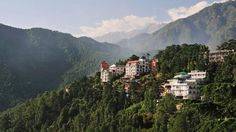 Dharamsala, India  Trekking through the Himalayas is Dharamsala's major attraction, as are trips to the Dalai Lama's home in Mcleod Ganj, with excursions arranged by guesthouses and hotels. A Tibetan-influenced cultural hub, Dharamsala offers inexpensive yoga classes, as well as courses in cooking, regional dance and arts and crafts.
