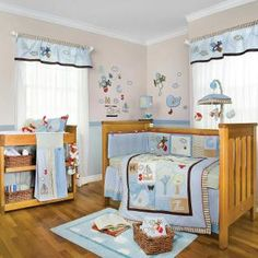 Caseys ABCs Bedding by Living Textiles Baby - ABC Baby Crib Bedding - 9102016