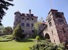 Spend a Night in a Historic Castle on a Private Island in Upstate New York! | Inhabitat - Sustainable Design Innovation, Eco Architecture, Green Building