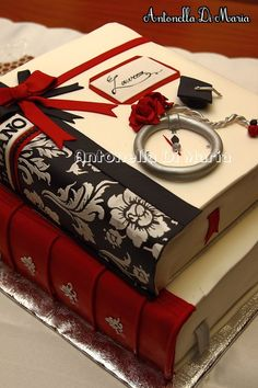 literary cake