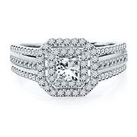 My Diamond Story 1 1/4 ct. tw. Diamond Engagement Ring in 14K Gold