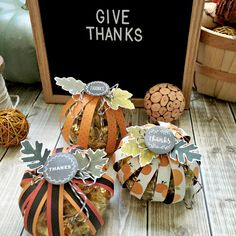 Pumpkin Gifts/Home Decor
