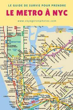 Comment prendre le métro à New York ? Toutes mes astuces pour s'y retrouver !