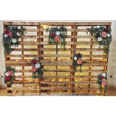Image result for pallets used for church backdrops