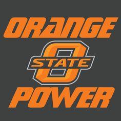 Oklahoma State Cowboys | Frank Ozmun Graphic Design Oklahoma State Football, Semi Pro Football, Oklahoma State University, College Football Teams, Football Moms, Sports Teams, Go Pokes, My Love, Graphic Design