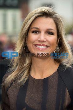06112014 Koningin Máxima bezoekt Power Play en de Rijdende Popschool - Picture Press Holland