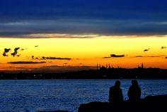 「伊斯坦布爾,確實如傳說中的:一旦住過〈不是遊過〉,就沒法在其他地方住了!」 ©Bekir Yeşiltaş
