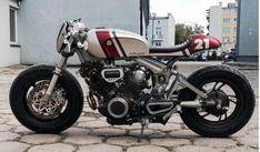 Café racer Yamaha