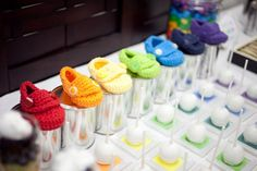 Hostess with the Mostess® - Rainbow Art Baby Shower