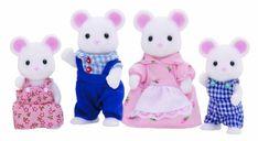 Sylvanian Families - White Mouse Family - 4121 - New Sylvanian Families http://www.amazon.com/dp/B00HRRAKFO/ref=cm_sw_r_pi_dp_u1I1wb0V64TTH