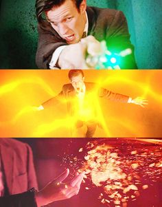 Doctor Who, The Rings of Akhaten (incidentally my favorite of the entire last series)