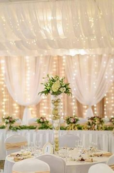 Rustic backdrop and head table decor by boutique linen rentals 42 stunning and romantic wedding head table backdrop ideas junglespirit Choice Image