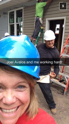 Mary & Joel