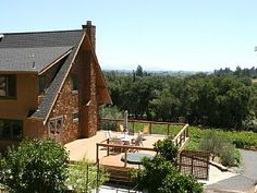 Healdsburg House Rental: Crossroads Vineyard: In The Heart Of Healdsburg Wine Country | HomeAway