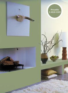 Kleur markeert! Wat wil jij graag de aandacht geven in je interieur?