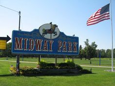 Midway Park in Westfield, NY- Double date!