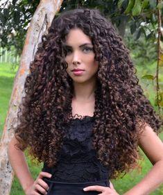 Long Curly Hair, Curly Girl, Big Hair, Curly Hair Styles, Natural Hair Styles, Twist Braid Hairstyles, Permed Hairstyles, Pretty Hairstyles, Twist Braids
