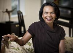 """""""I am delighted and honored to be a member of Augusta National Golf Club,"""" Condoleezza Rice said in a statement."""