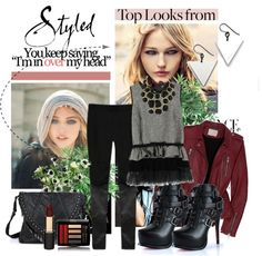 """""""STYLED...."""" by fashiontake-out on Polyvore"""