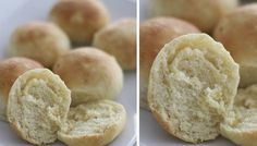 Pão de Leite de Soja (ou Leite Ninho)