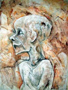 Huile sur toile - Filzed 138x104