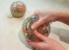 sensory ball activity