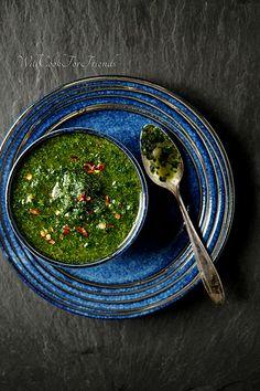 Chimichurri Sauce   Good recipes. Great instructions
