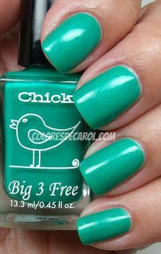 Gavie Green by CHick Nail Polish
