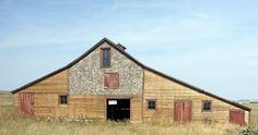 J.G. Evans Barn in El Paso County, Colorado