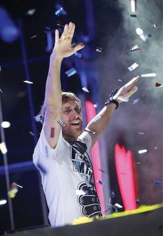 The world's number one DJ David Guetta