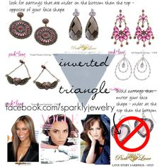 What Earrings for Triangle Face Shape?