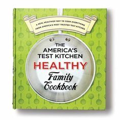 cooking is entertainment...and this cookbook is rated by Cooking Light as in the top 5 of all time healthy cookbooks.