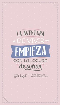 Ideas For Wall Paper Iphone Frases Motivadoras Words Quotes, Wise Words, Life Quotes, Wall Quotes, Inspirational Phrases, Motivational Phrases, Spanish Quotes, Sentences, Positive Quotes