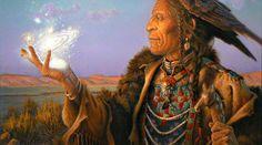 Prière amérindienne : Prière amérindienne: quand je ne serai plus là, laissez-moi partir!
